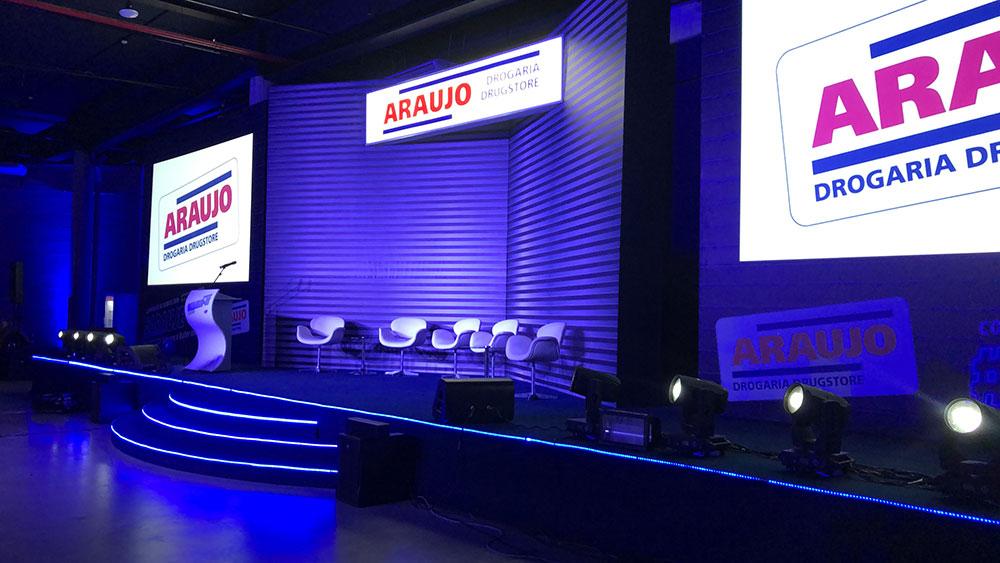 palcos para eventos