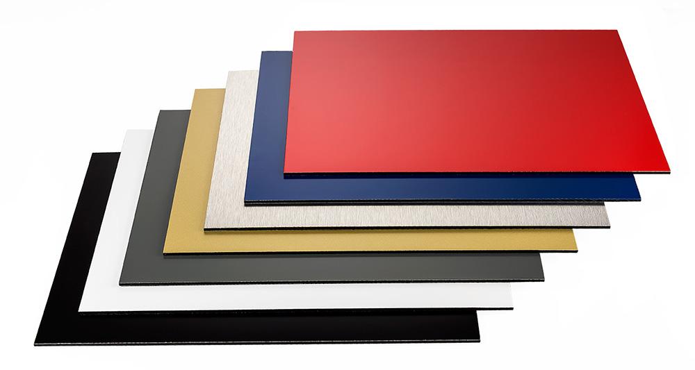 placas e fachadas em ACM