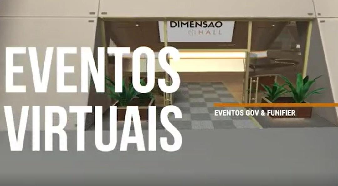 Dimensão Hall – Solução em Eventos Virtuais